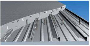 Bondek Condeck KingFlor ReFlor Steel Concrete Formwork ...