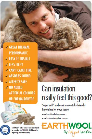 Knauf EarthWool Insulation Batts from Independent Building Supplies ...