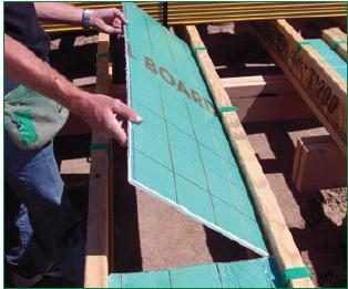 Foilboard Insulation From Independent Building Supplies