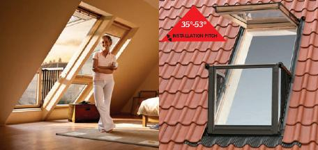 Velux Skylights Sun Tunnels Roof Windows From Independent